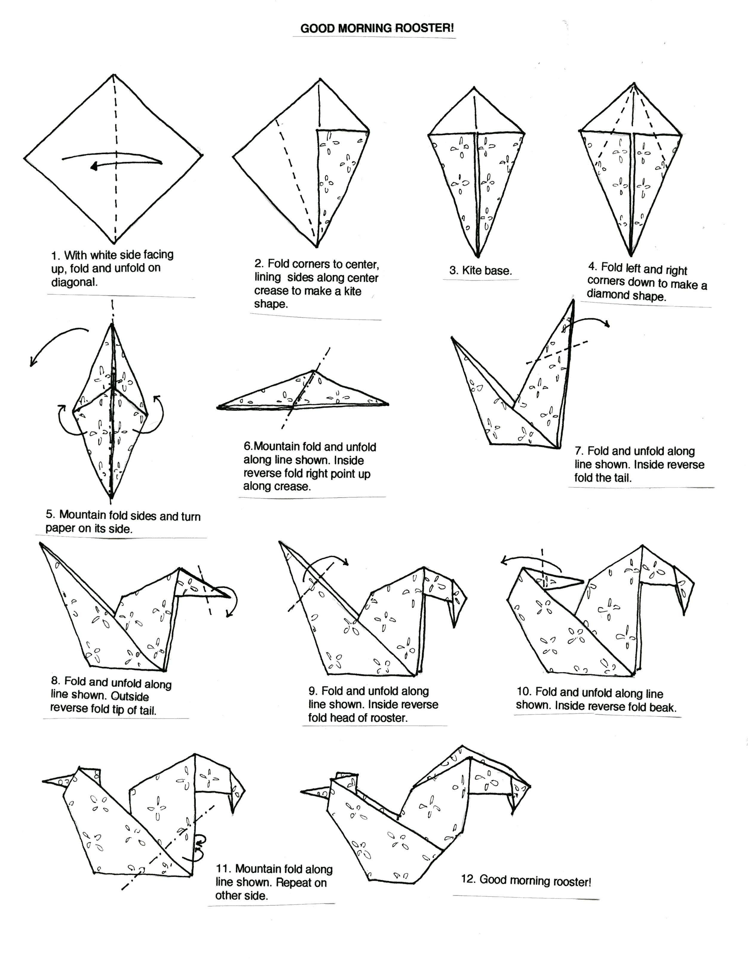 Envelope origami may a basic skill to learn. But, it will