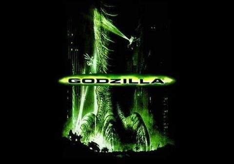 Scifi Movie Channel Godzilla Remake Getting A Little Help From A Superhero Godzilla Godzilla Wallpaper Godzilla 1998
