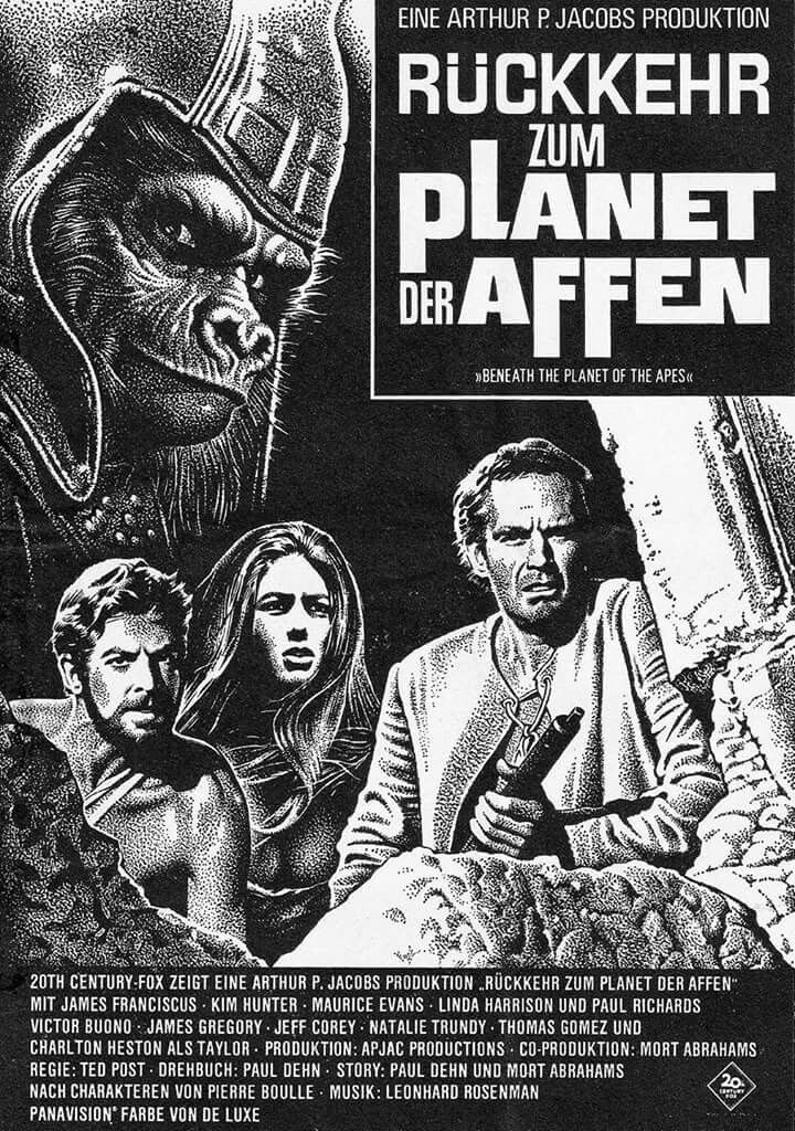 Pin By Nate Somsen On Original Planet Of The Apes Planet Of The Apes