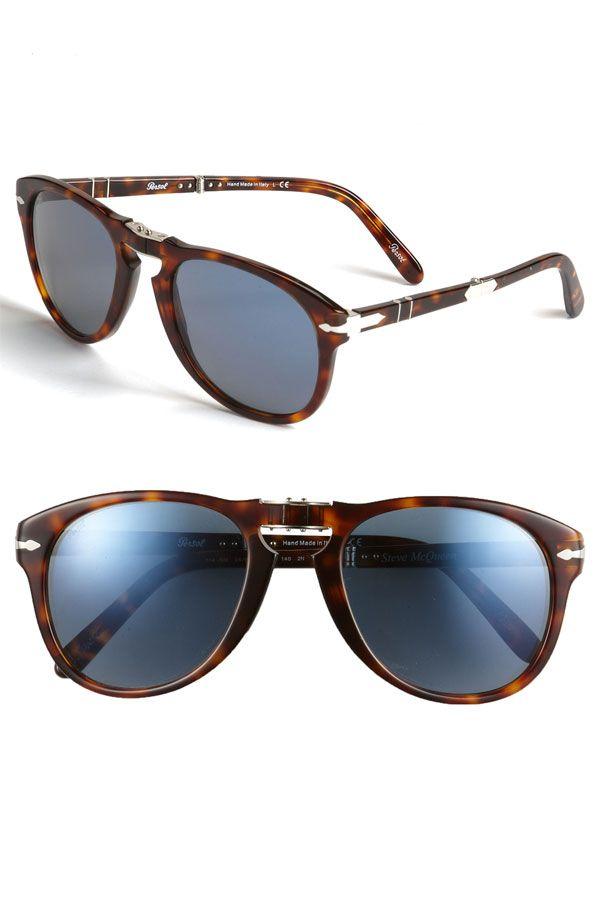 e9ff507945 Persol 'Steve McQueen™' Folding Sunglasses - BRL 580.23 Gafas De Sol, Lentes