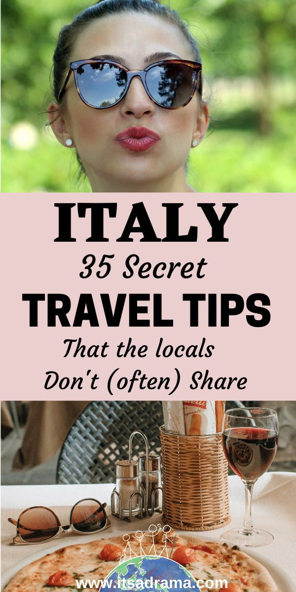 Photo of 35 Italy Tips. Make Your Trip To Italy as Smooth As a Caffé Crema