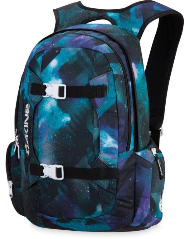 efe646c85 Dakine Mission Nebula Space Print Laptop Backpack | Accessories ...