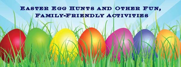 Easter Events and Activities on Staten Island and in New Jersey.