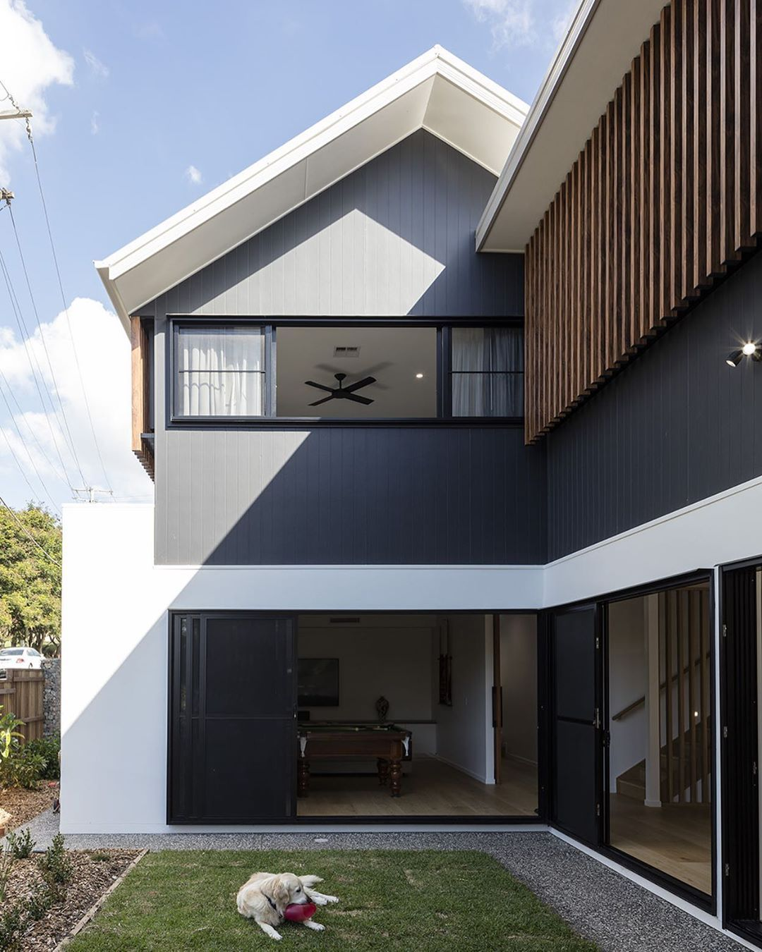 Home Design Ideas Australia: Wood Look Aluminium Systems. No Maintenance & Australian