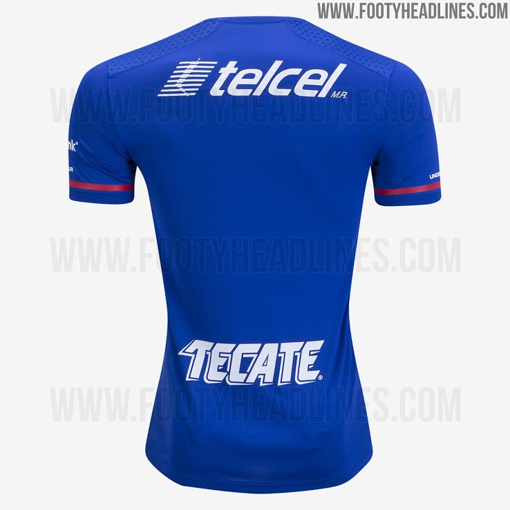 cdc59735e Cruz Azul 17-18 Home