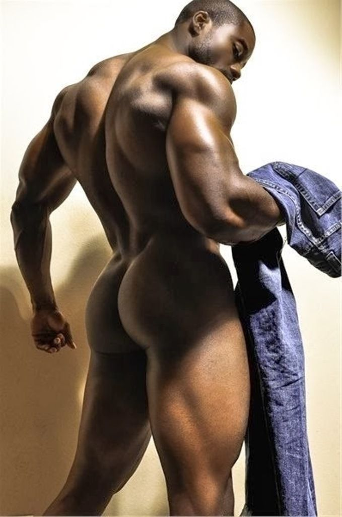 Pin on hot muscular black men