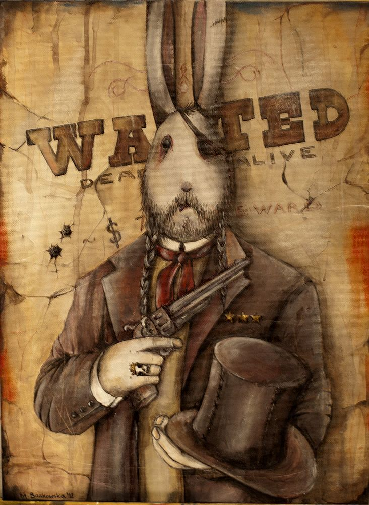 Wanted by *miladelic on deviantART