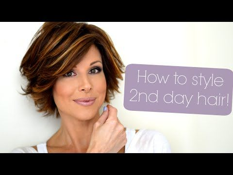 4 Easy Short Hairstyles That Will Make You Want A Bob Youtube Short Hair Tutorial Short Hair Styles Short Hair Styles Easy