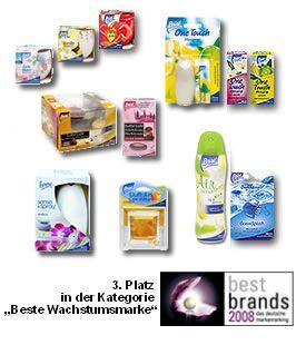 SC Johnson Germany Brise - air care
