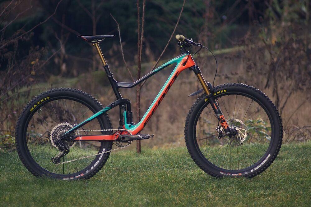 2018 Scott Genius 700 Tuned Mountain Bike Large With Upgrades