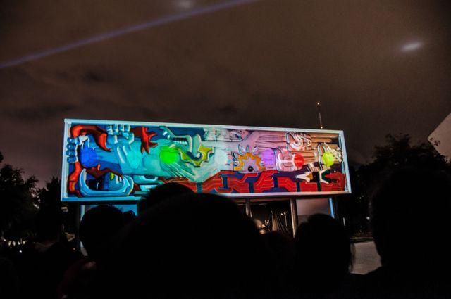 Las Noches del Mural @ Campus MTY