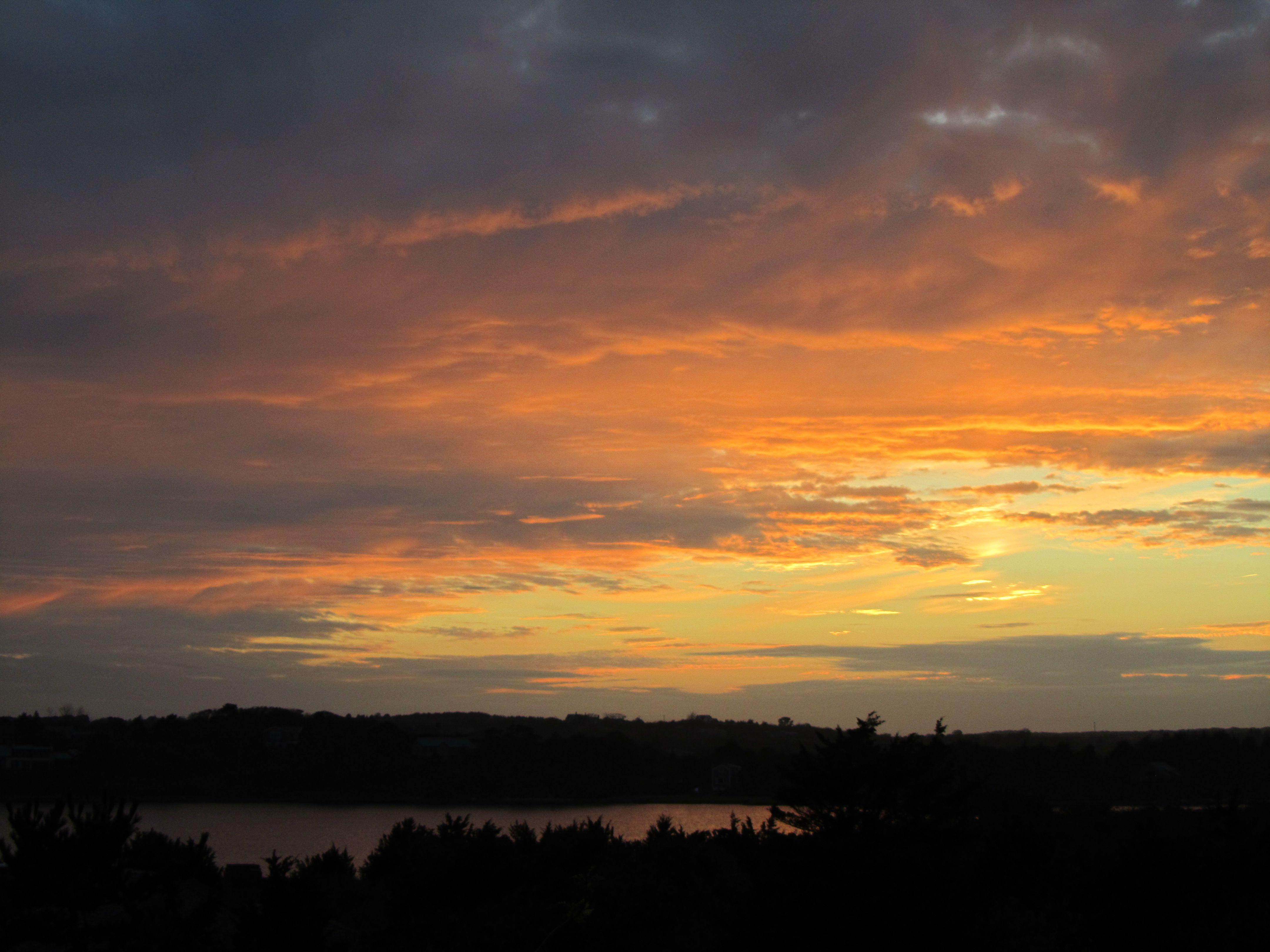 Sunset, Marthas Vineyard