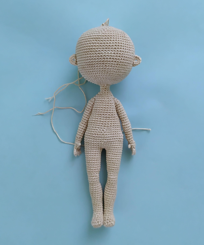 Amigurumi Kız Bebek Yapımı 3.Bölüm - Bacak Birleştirme ve Gövde ... | 3000x2500