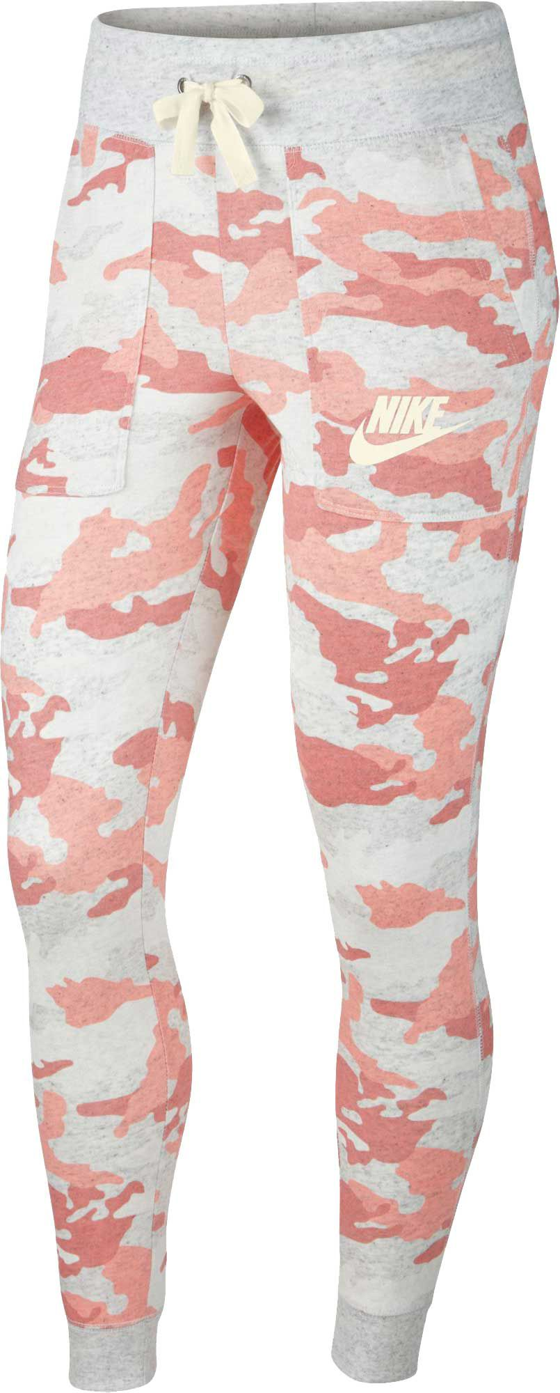 Nike Women s Sportswear Gym Vintage Camo Joggers bf3e7495820