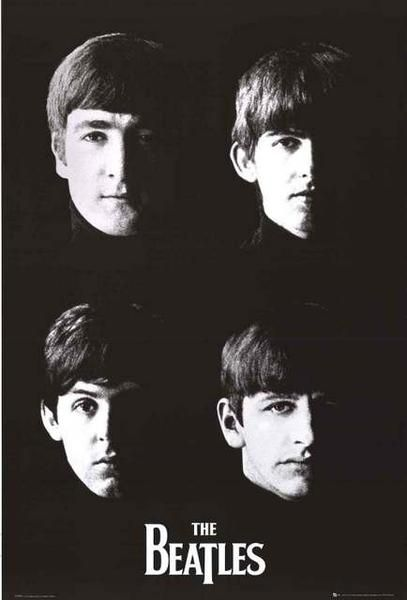 A great poster of John, Paul, George, and Ringo from the album cover of With The Beatles! Published 2012. Fully licensed. Ships fast. 24x36 inches. Check out the rest of our FABulous selection of Beatles posters! Need Poster Mounts..?  pw52090F
