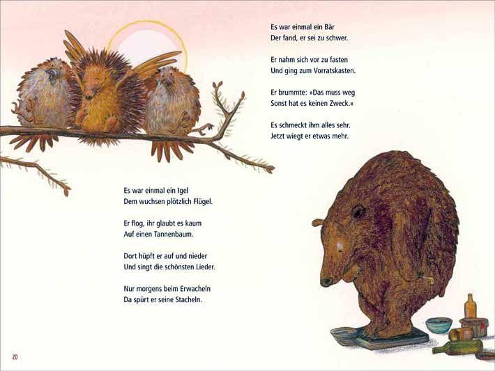 Gedicht der igel Der Igel