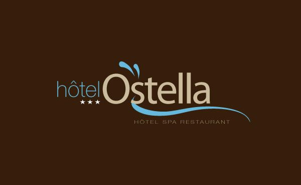 Creative Logo for Hotel Ostella #Logo #HotelLogo # ...
