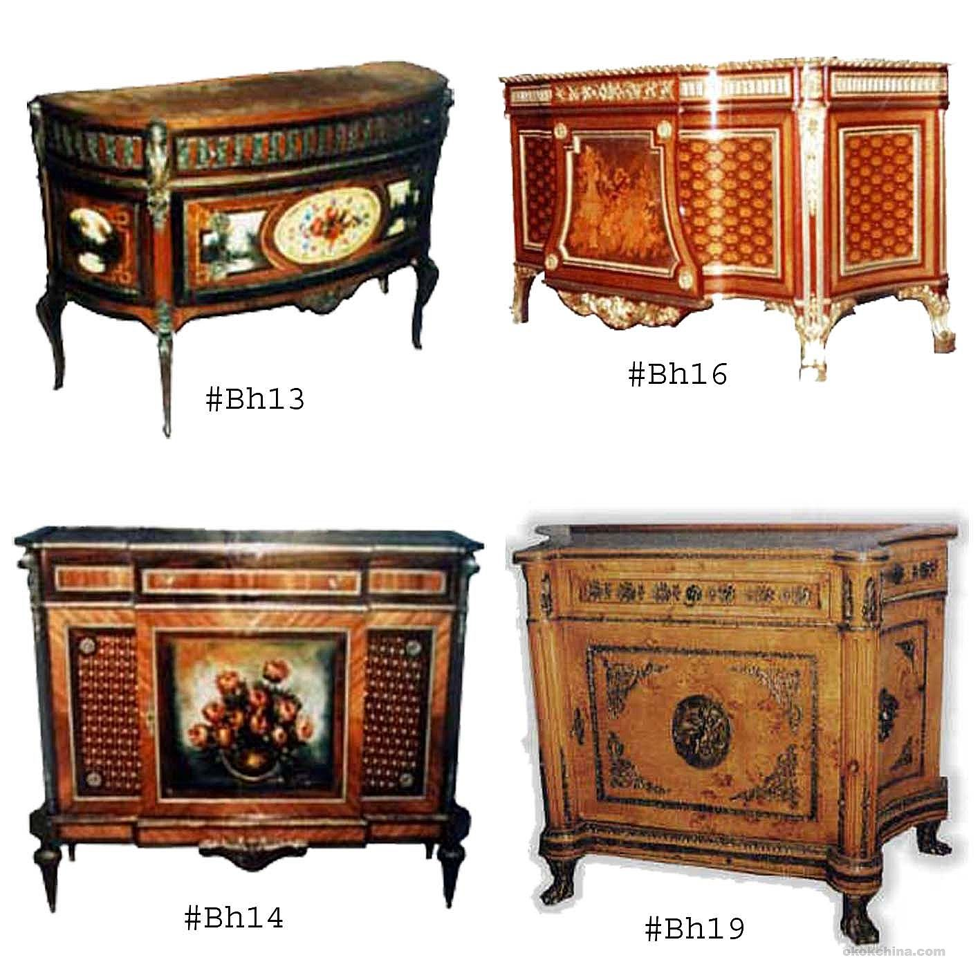 Antique Furniture | Antique furniture reproduction (Bahut) - Antique Furniture Antique Furniture Reproduction (Bahut
