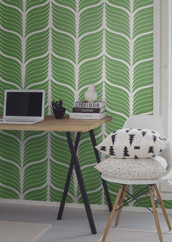 Awesome And Artistic Vinyl Material Self Adhesive Temporary Wallpaper Easy To Use L It Stick Love Add Your Room Personalised