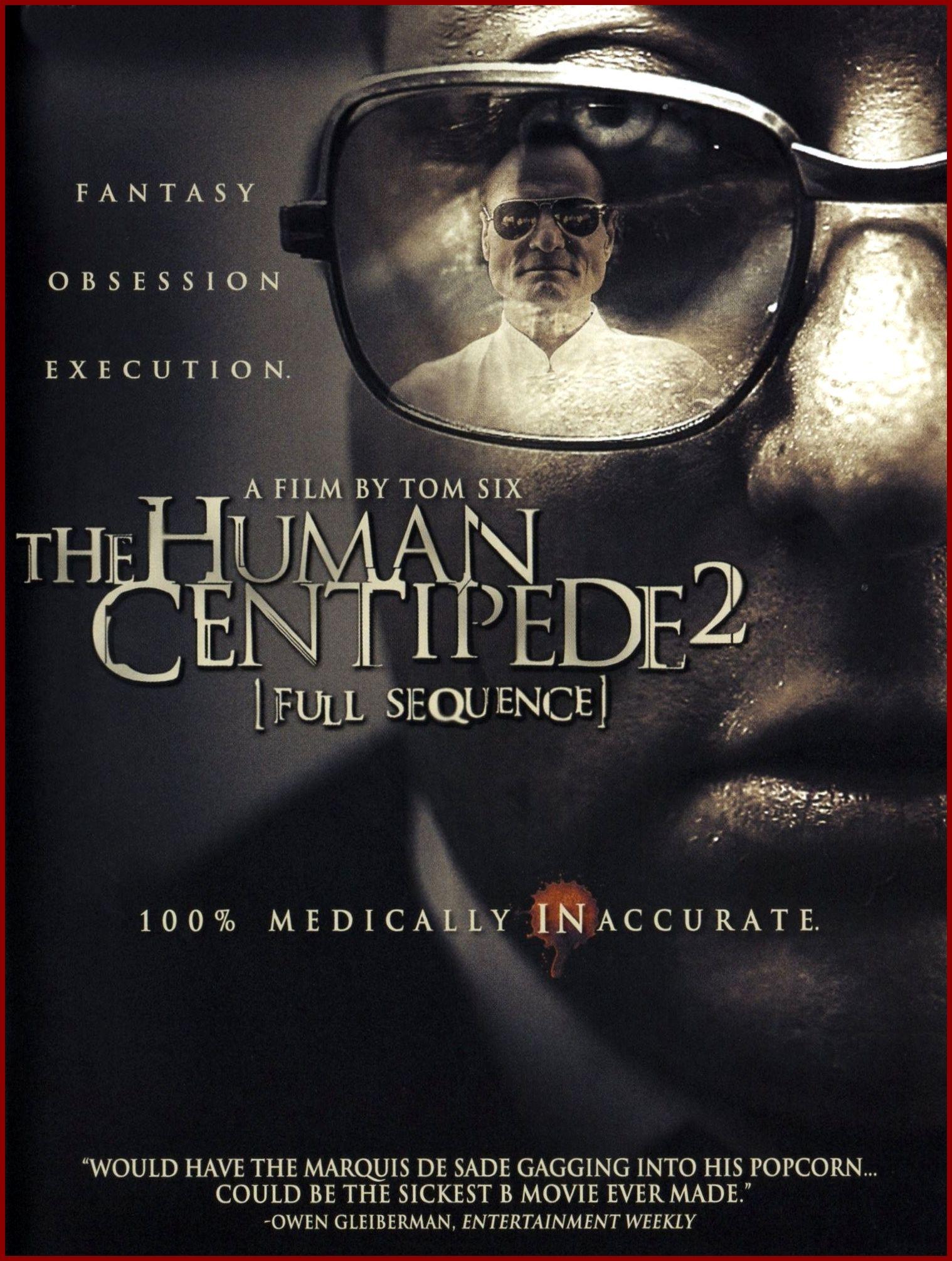 The Human Centipede 2 Full Sequence Met Afbeeldingen Film