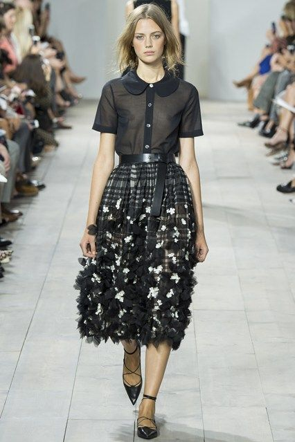 4a93d32fbbe1 Michael Kors Spring Summer 2015 Ready-To-Wear show report in 2019 ...