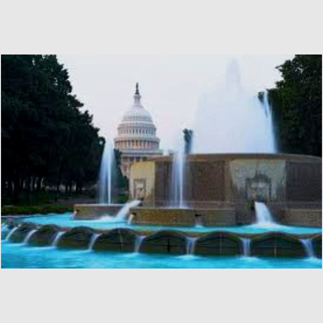 DC fountains