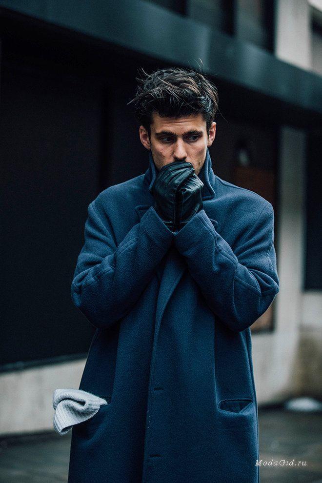 21e79a5c4 Уличная мода: Уличный стиль недели мужской моды в Лондоне осень-зима 2017- 2018