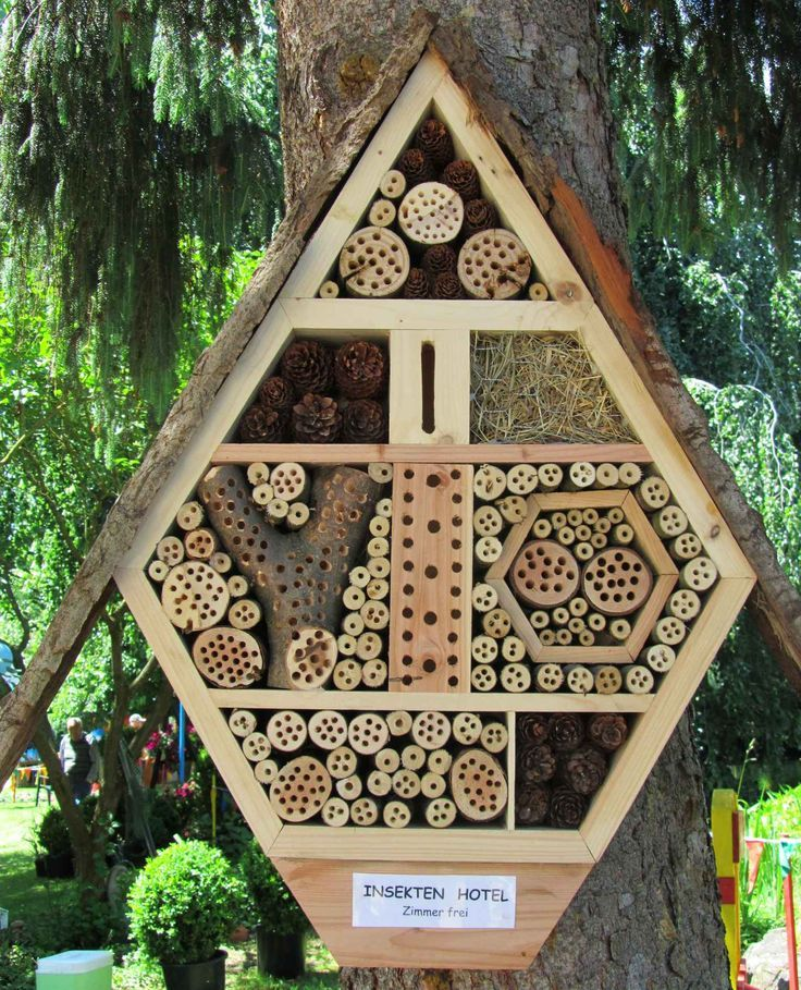 Building A Bug Hotel Via Toby Roo Daily Inspiration For Stylish Pas And