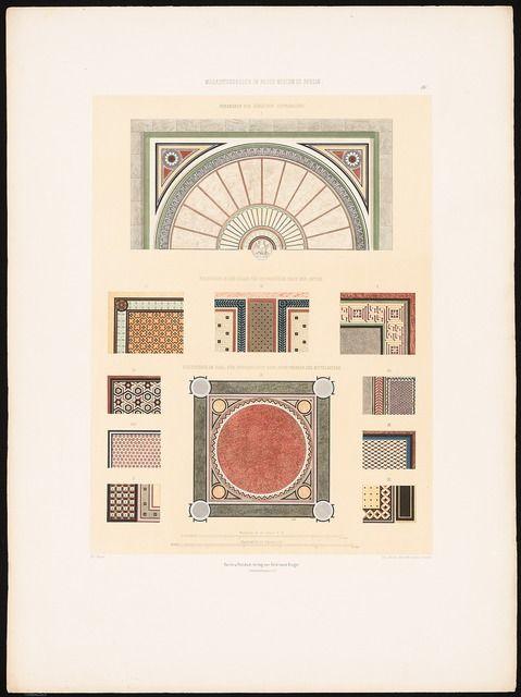 Adriana donatella pattern for Technische universitat berlin architektur