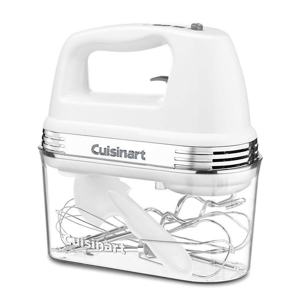 Cuisinart power advantage 9speed hand mixer with images