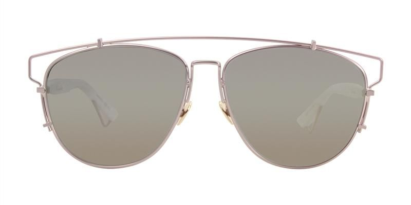 fb942f437fe Dior Technologic Pink   Silver Lens Mirror Sunglasses – shadesdaddy