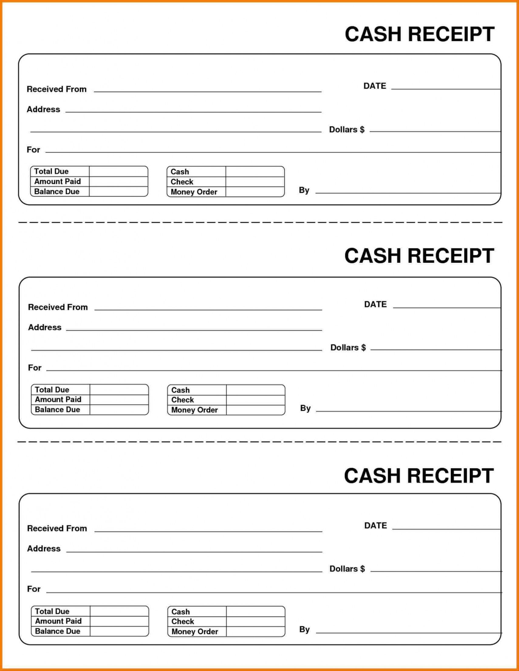 Browse Our Example Of Cash Payment Receipt Template Receipt Template Free Receipt Template Invoice Template