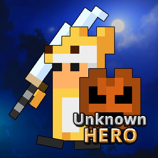 Unknown HERO Item Farming RPG v3.0.274 (Mod Apk) in 2020