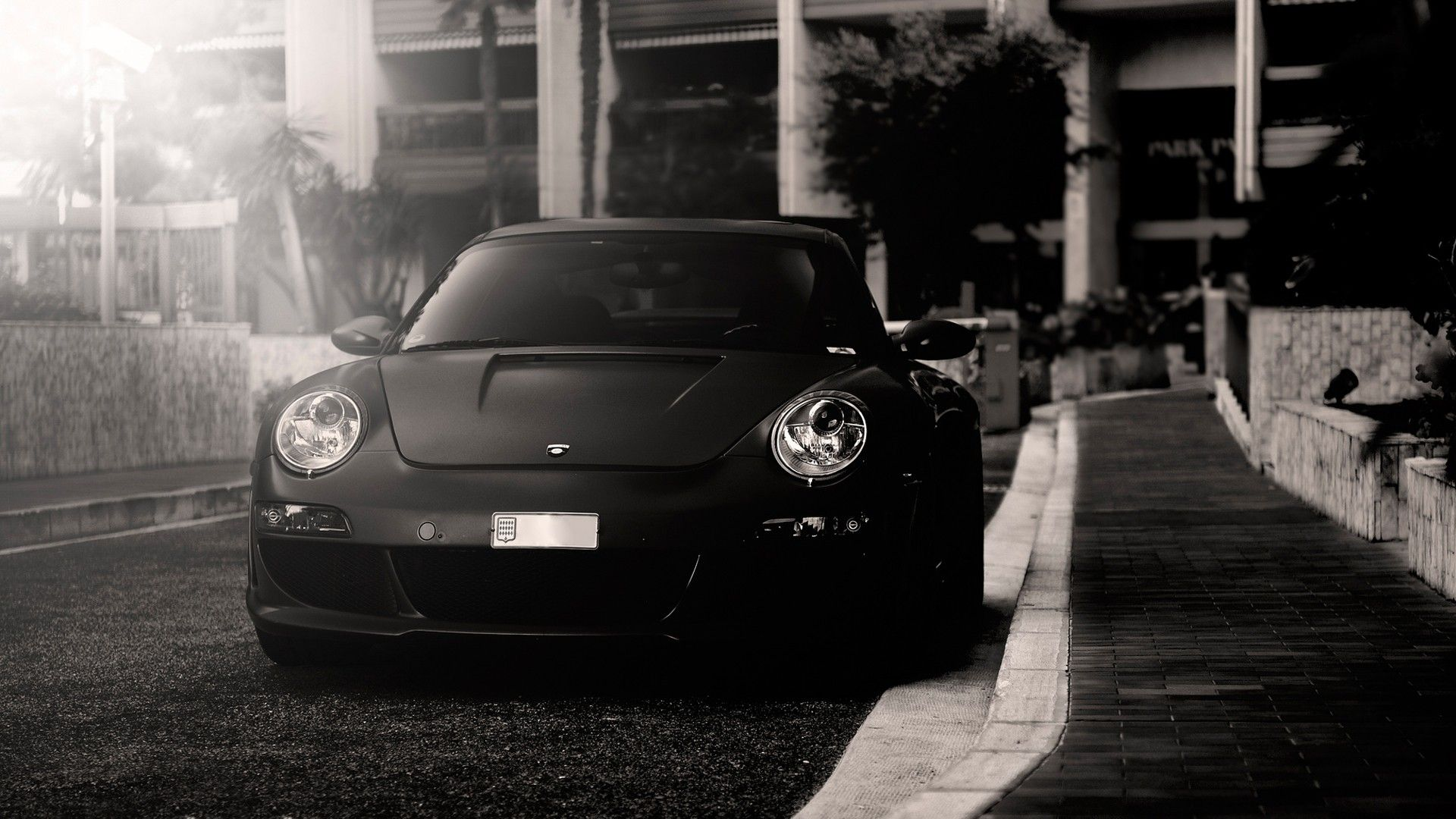 سيارات سوداء فقط 3 Hd Porsche 911 Porsche Cars