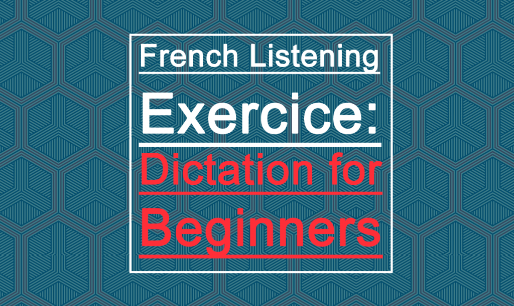 Learn French Free - Online Lessons