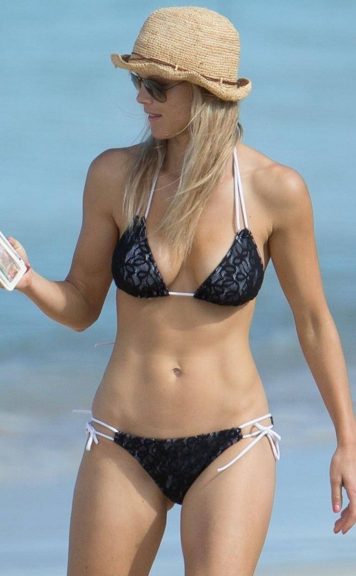 Designer of elin nordegren white bikini photo 339