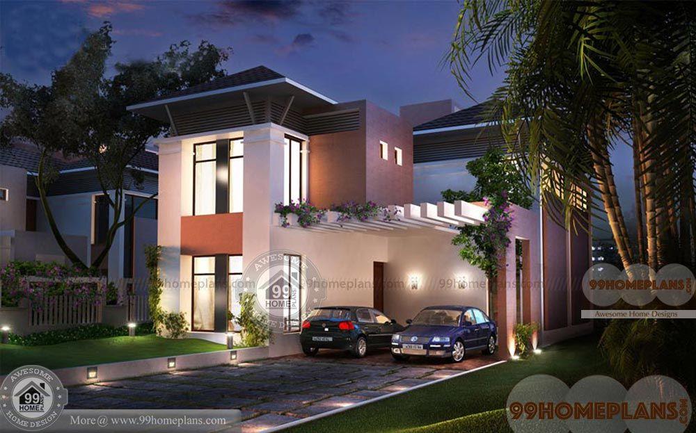 Box Type House Design Kerala Kerala House Design Contemporary House Design House Design