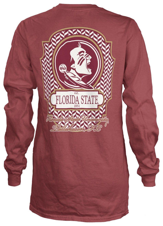 01e0bf56fe5 Florida State Seminoles Long Sleeved T-Shirt