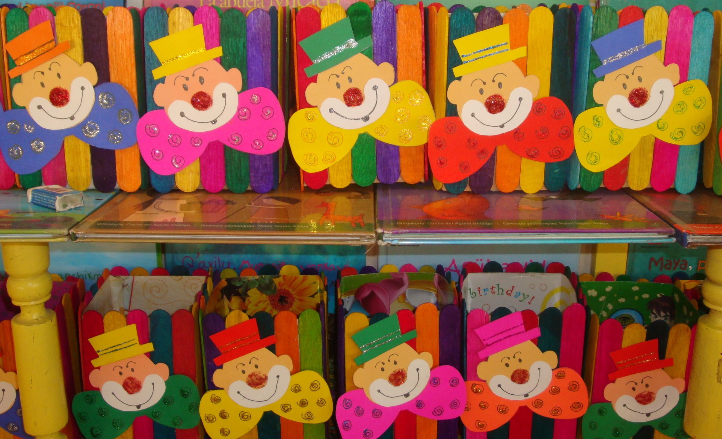 Practicas dulceras para fiesta infantil faciles y rapidas - Manualidades para ninos faciles y rapidas ...