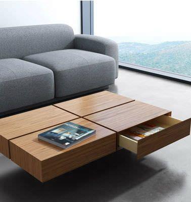 Etourdissant Table Basse Avec Rangement Centre Table Living Room
