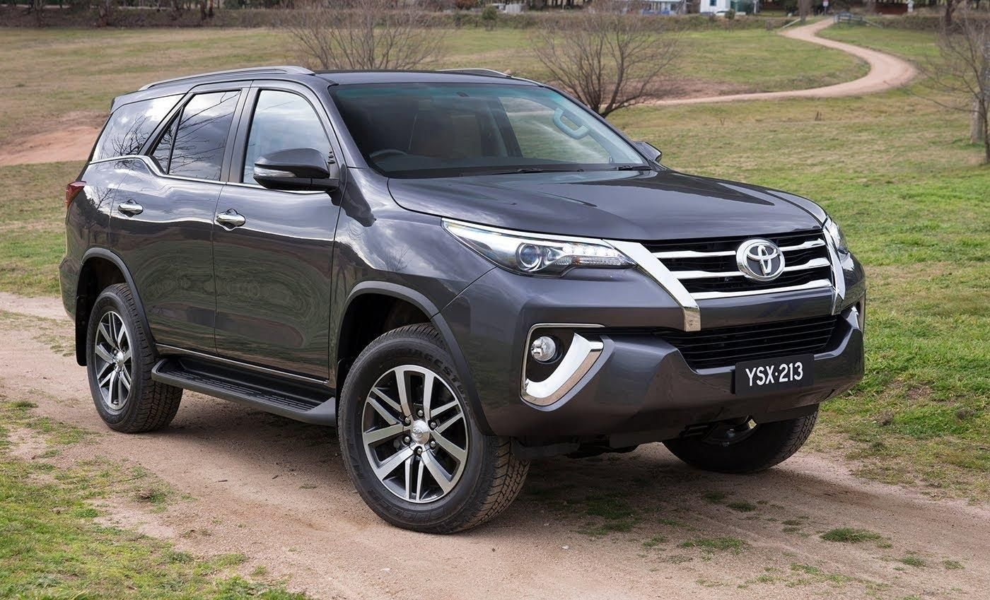 2018 Toyota Fortuner Youtube Throughout New Toyota Fortuner Model