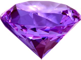Psjfactoids Purple Diamonds It Is Believed Purple Diamonds Are The Result Of Plastic Deformation Of A Diamond S Crystal Purple Diamond Diamond Purple Stones