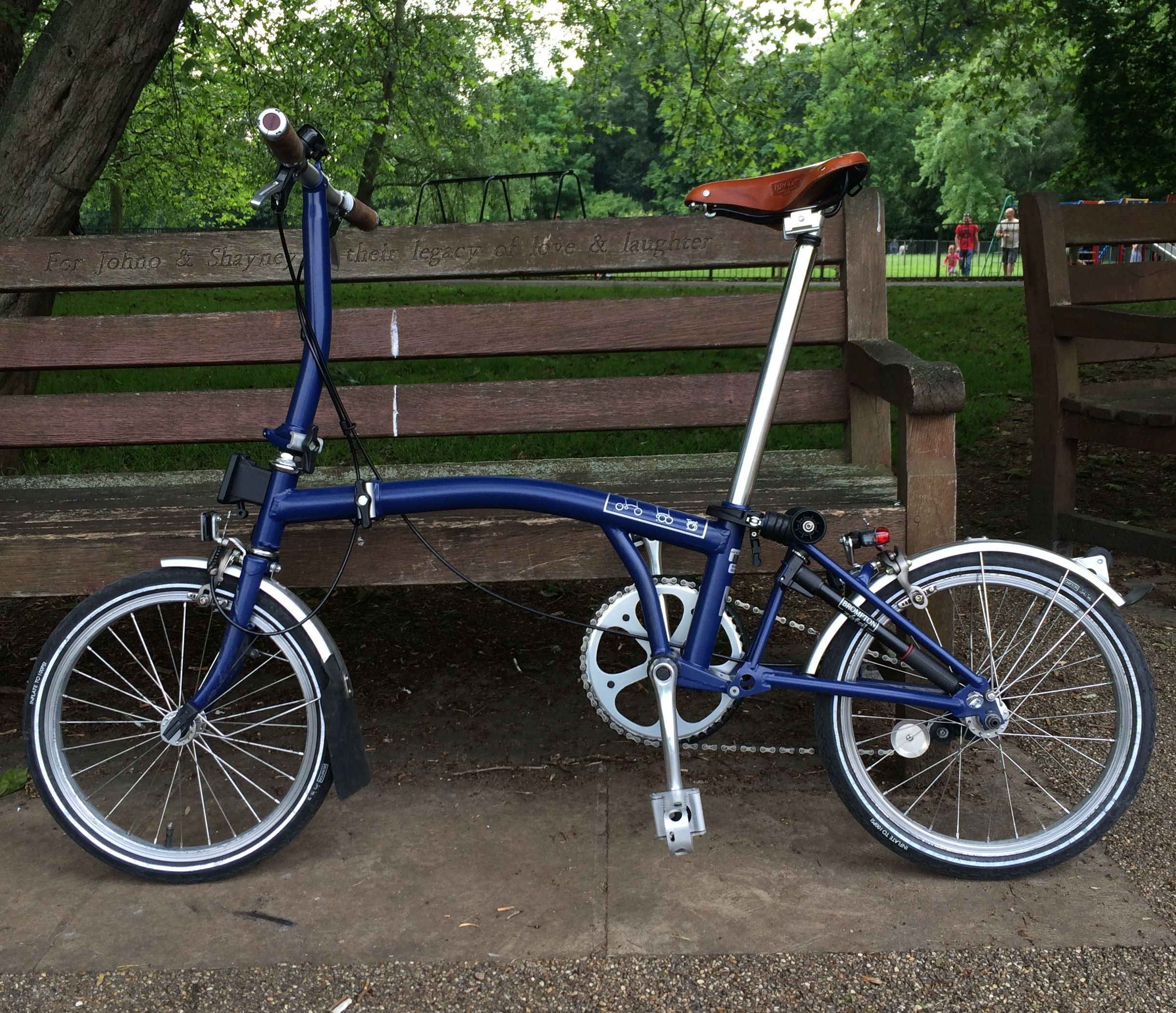 Bicycle Brompton