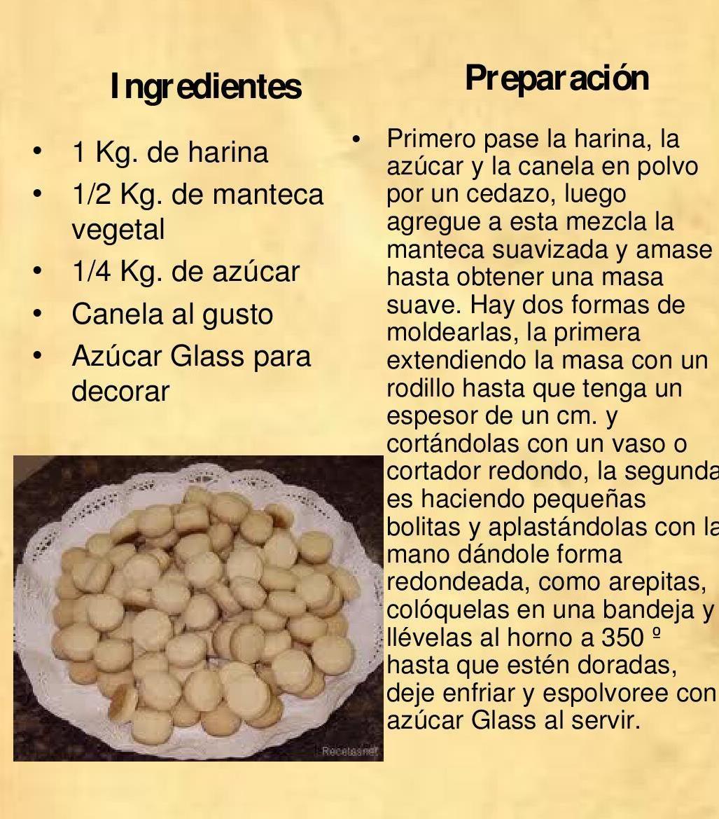 Postres tipicos de Venezuela  cocina venezolana