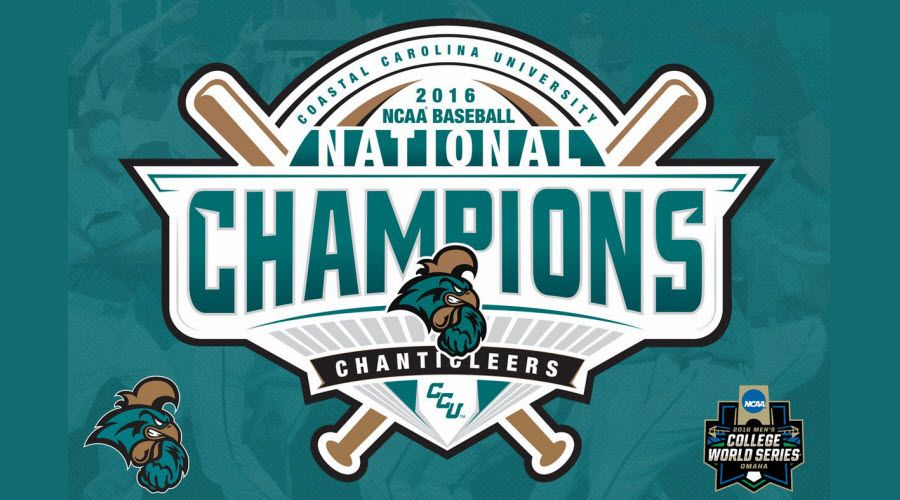 Coastal Carolina Baseball Camps Coastal Carolina Baseball Teams Logo Coastal Carolina University