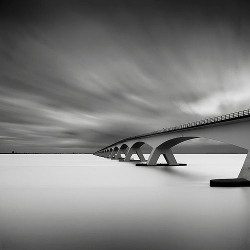 Geliefde De adembemend mooie zwart-wit foto's van Joel Tjintjelaar #GW73
