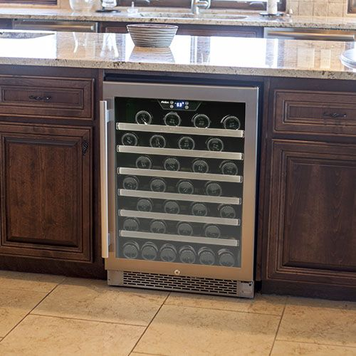 Avallon 54 Bottle Built-In Wine Cooler | IDEA WORK | Pinterest ...