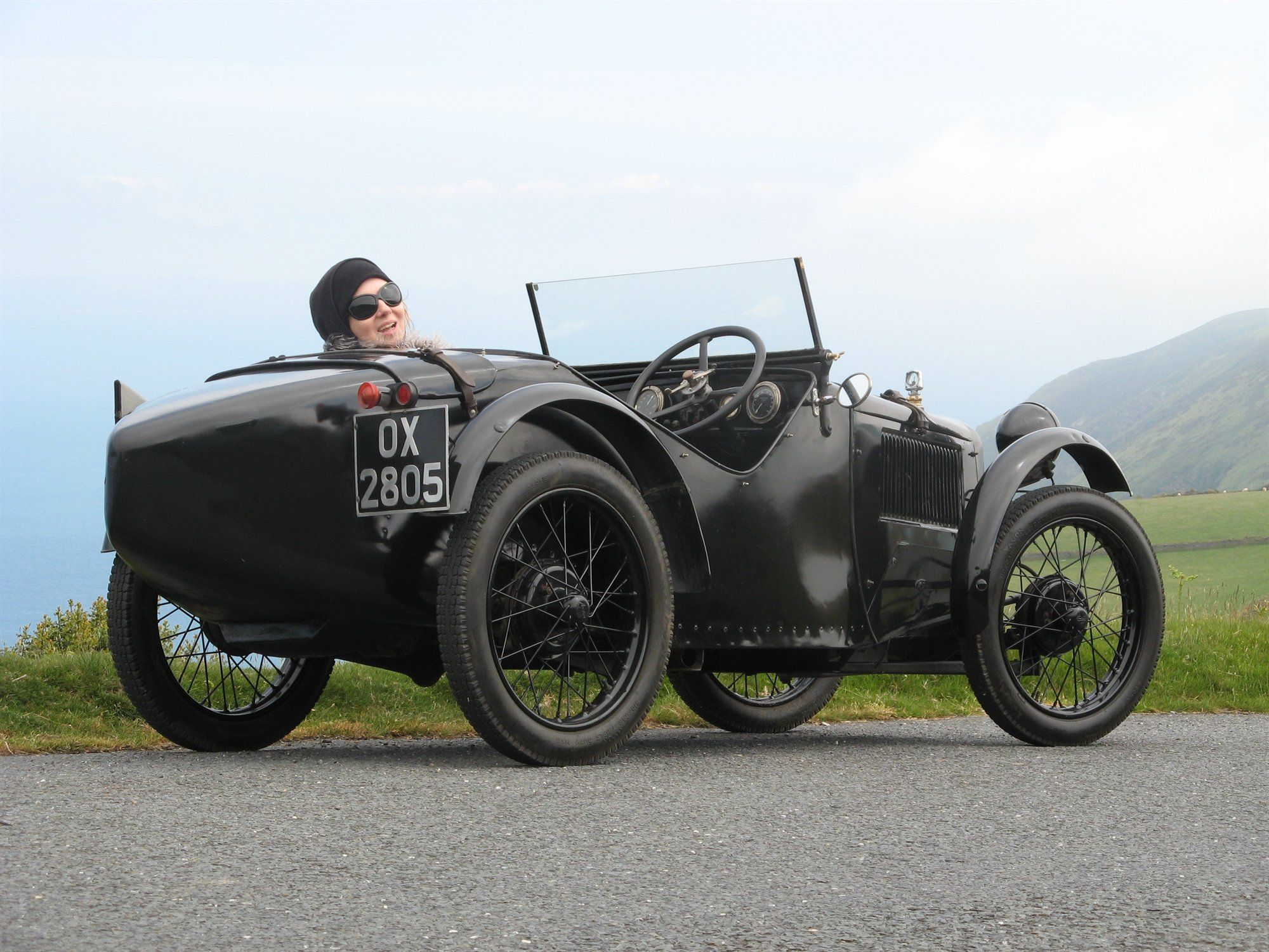 Austin Ulster Cabriolet | Austin | Pinterest | Cars, Vehicle and ...