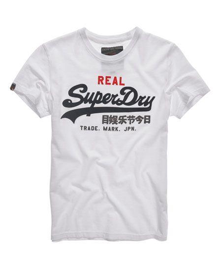 Men's fashion · Superdry Vintage Logo ...