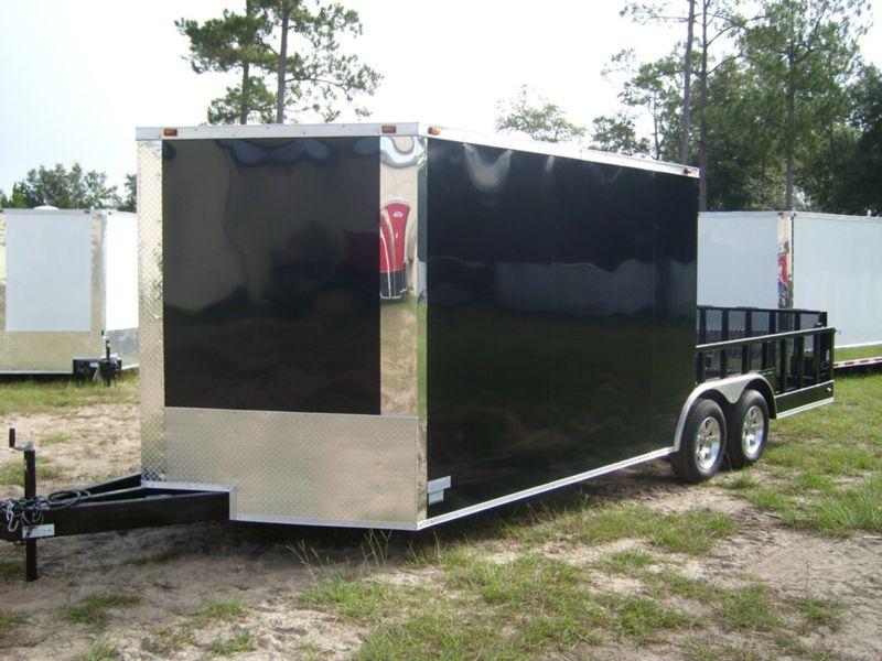 hybrid trailers ben pinterest utility trailer cargo trailers and toy hauler. Black Bedroom Furniture Sets. Home Design Ideas